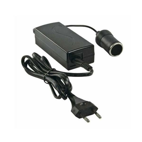 Image of   220v til 12v cigarettænder adaptor