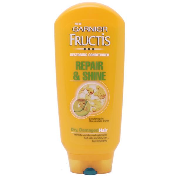 Garnier Fructis repair and shine balsam - 250 ml