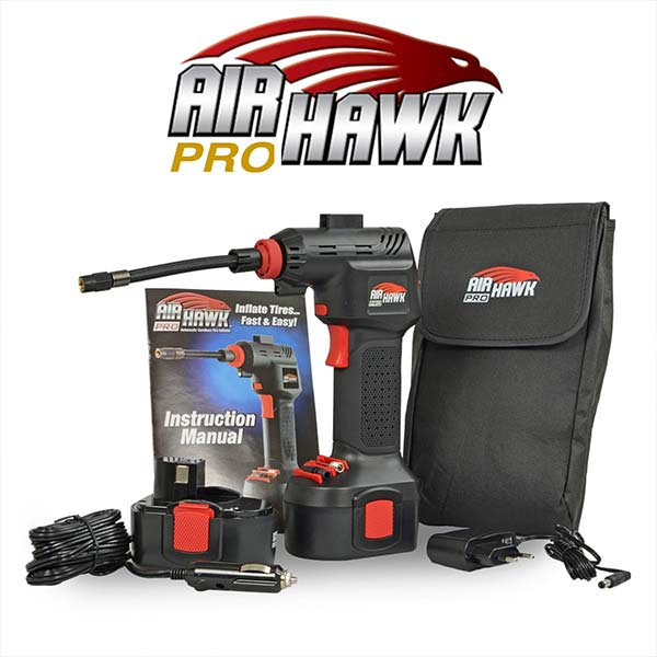 Image of   Air Hawk pro luftkompressor - Originalen