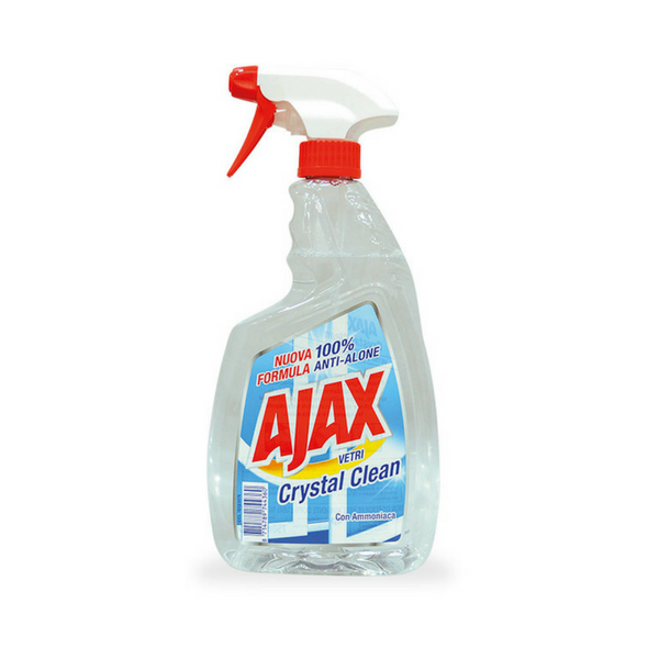 Image of   Ajax Crystal Clean Vinduesrens - 750ml