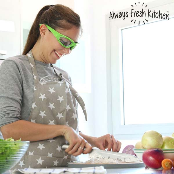 Image of   Always Fresh Kitchen løgbriller