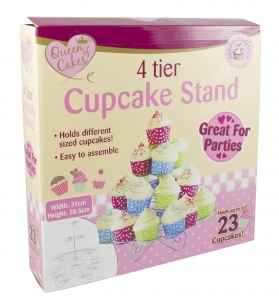 Image of   Cupcakes holder - 4 lag