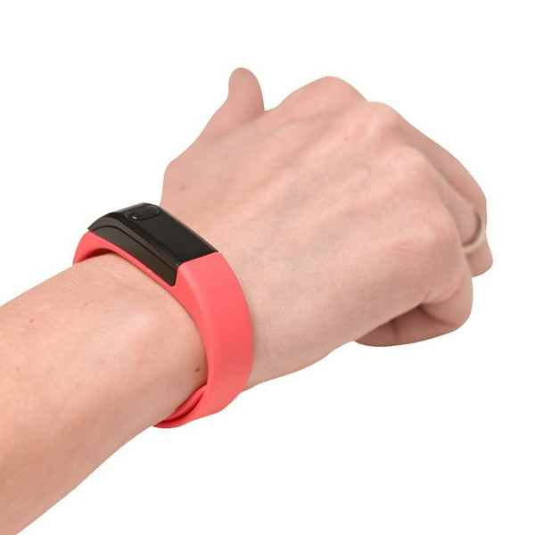 Image of   Denver sort fitness armbånd m. app - BFS-10BLACK