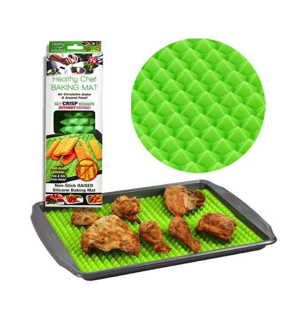 Image of   Healthy Chef Baking Mat