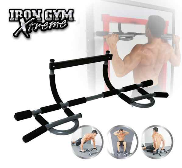 Iron Gym Xtreme - pull up stang