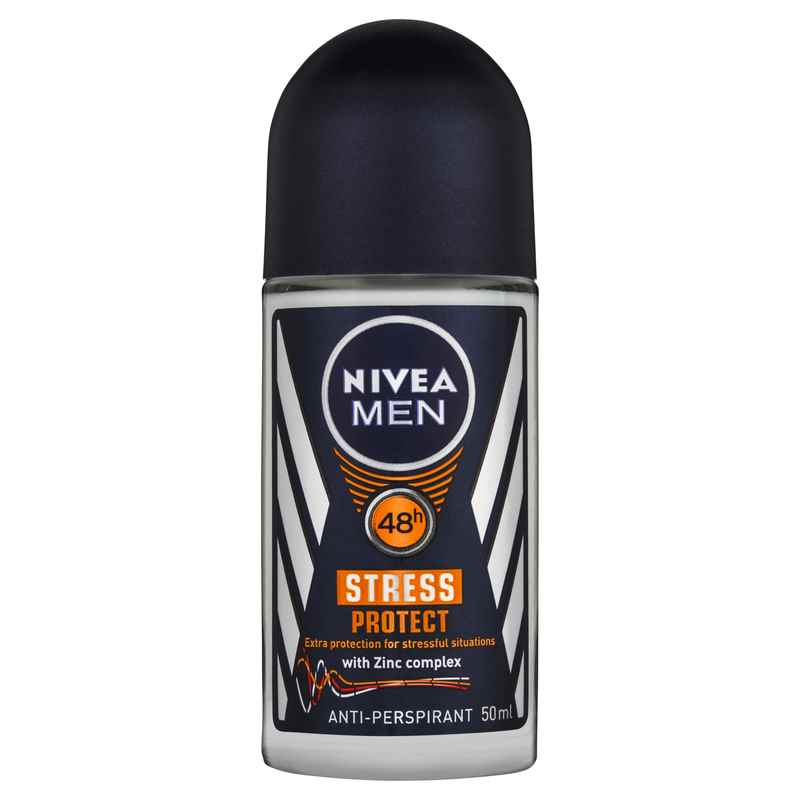 Nivea Men deo Roll-on Stress Protect - 50 ml