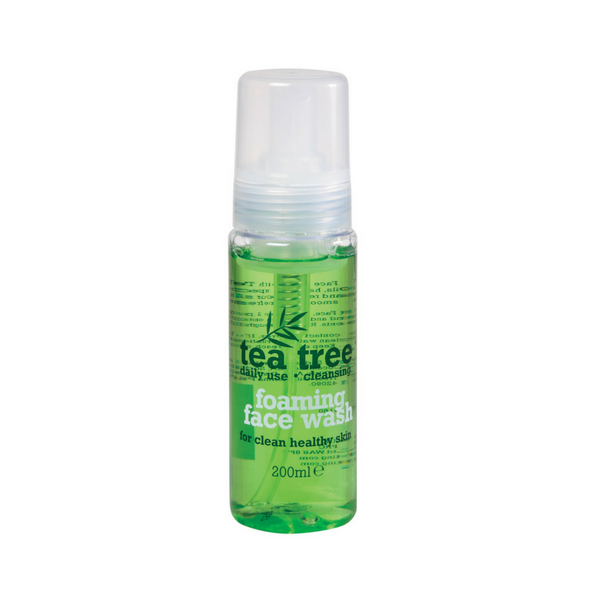 Tea tree oil ansigtsvask - 200ml