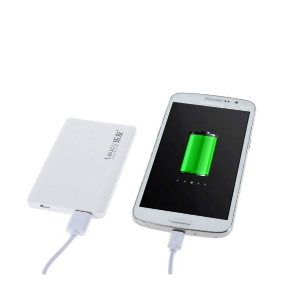 Ultra tynd powerbank - 3000 mAh
